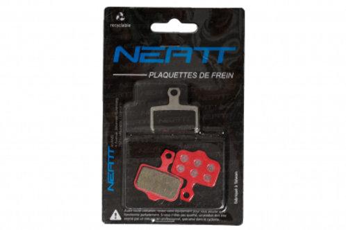 Paire de Plaquettes Neatt pour Sram Level / Level T / Level TL / Avid Elixir (no