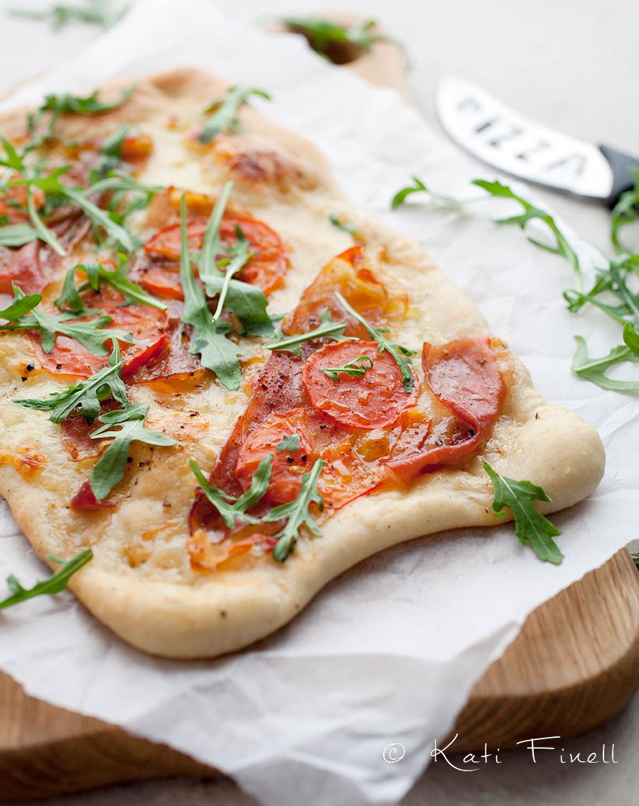 toscanalaiset pikkupizzat