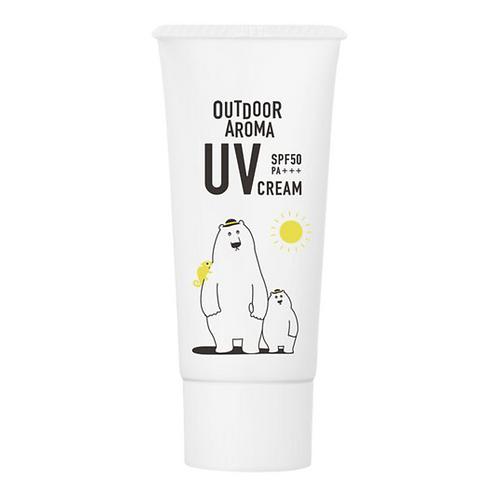 日焼け止め アウトドア UVクリーム SPF50PA+++
