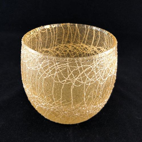 RUBBER SPAGHETTI STRING ROUND ROCK GLASS 8