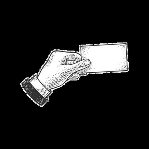 名刺デザイン