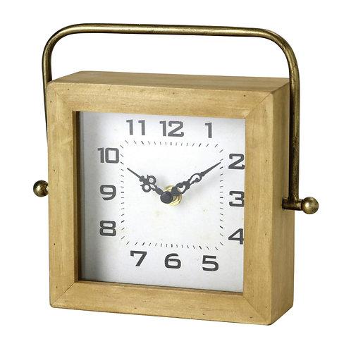 ハンドル置き時計