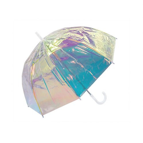 """Dome Umbrella """"Aurora white"""""""