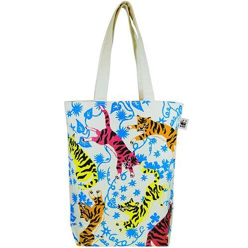 トートバッグ|A4 Cotton Bag WWF×DESIGNERS JAPAN