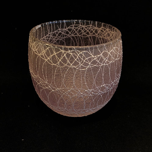 54 RUBBER SPAGHETTI STRING ROUND ROCK GLASS