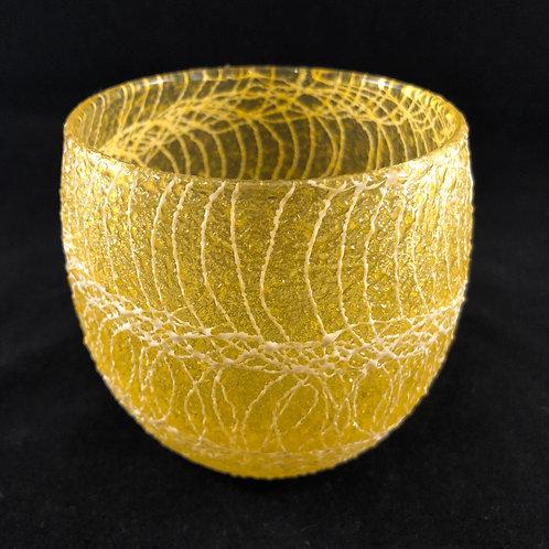 RUBBER SPAGHETTI STRING ROUND ROCK GLASS 12