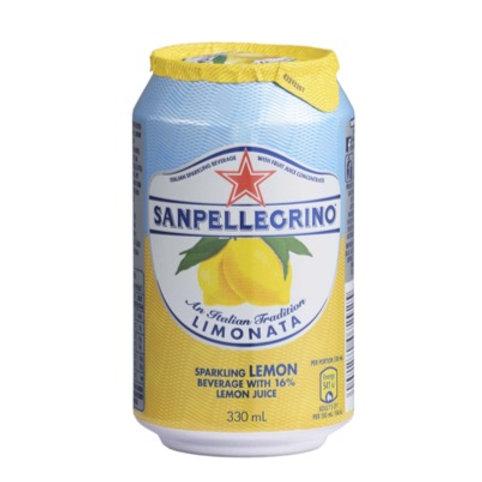 サンペレグリノ リモナータ(レモン)