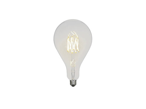 LED電球 E26 880lm 装飾ガラス 8W