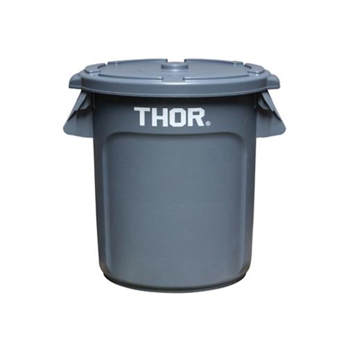"""Thor Round Container """"38L / 蓋"""