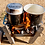 Thumbnail: COOKING FIRE PIT SOLO