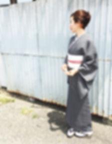 着付け  出張着付け 訪問着付け  着物  八王子  城所茉実 mamikidocoro.tokyo