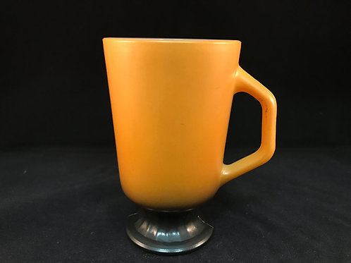 Fire King  FOOTED MUG 2
