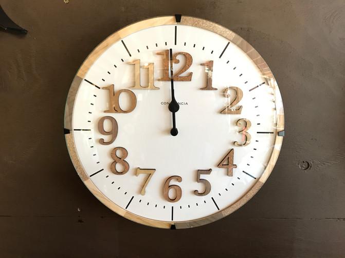 コチコチカッチン、お時計さん♪