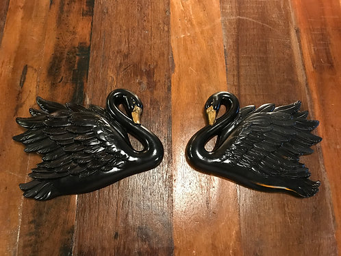 Miller Studios Chalkware Black Swan(リペア)