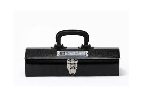 ユーティリティーボックス ツールボックス 工具箱 S  ブラック