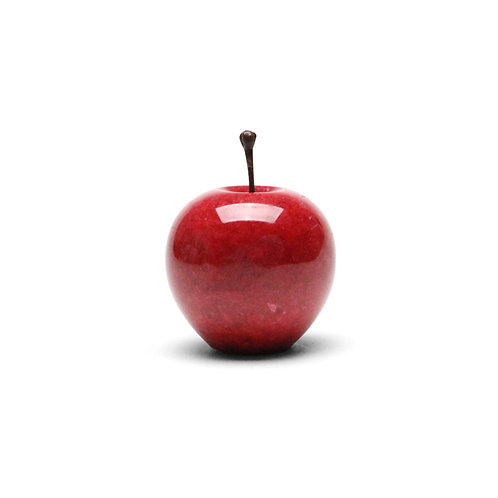 "Marble Apple ""Red / Small"""
