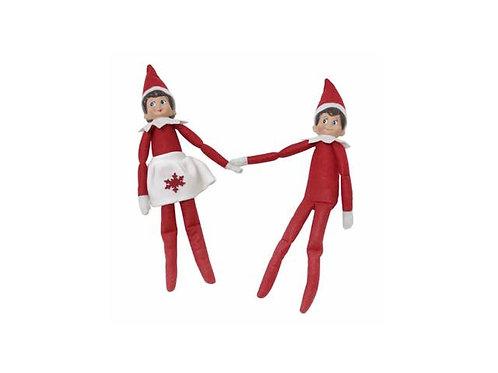 MOJIKO & DOKIO pair モジコとドキオ ペア トントゥ 北欧 サンタクロース クリスマス