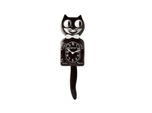 """Kit-cat Klock """"Classic black"""""""