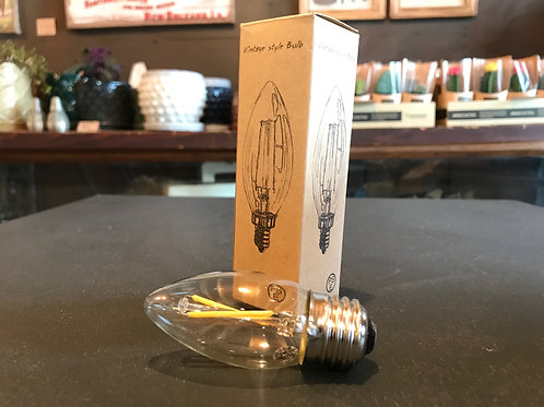 LED電球 E26 220lm シャンデリア型