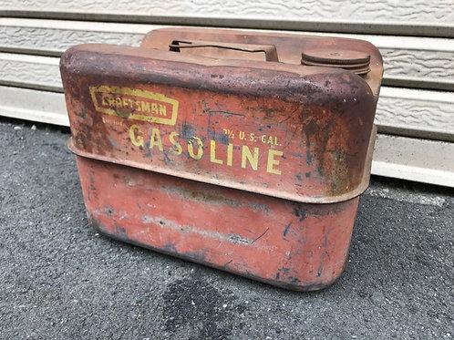 Vintage GASOLINE タンク