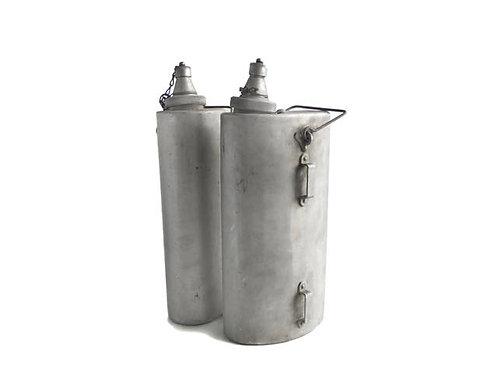 イタリア ウォーターボトル アルミ 6L