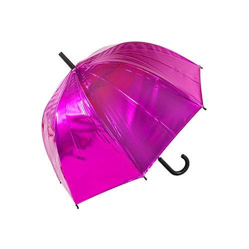 "Dome Umbrella ""Aurora pink"""