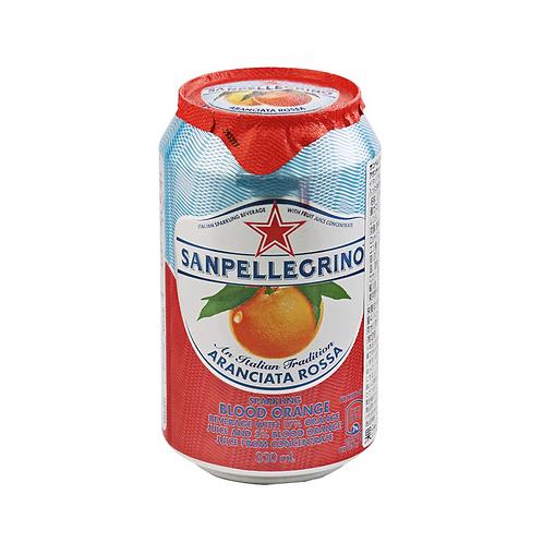 サンペレグリノ アランチャータロッサ(ブラッドオレンジ)