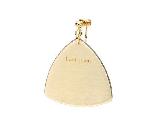 Lanterna Pick Earring - Gold (ピックのイヤリング - ゴールド)