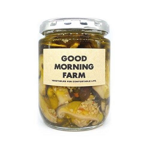 オイル漬け【GOOD MORNING FARM】