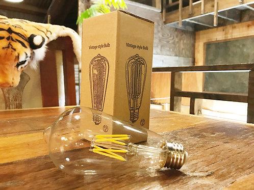 LED電球 エジソン型 茄子 E26 660lm