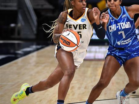 WNBA: Fever vs Sky (Pre-Season)