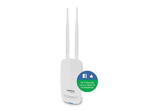 Hotspot 300 Wireless Intelbras com check-in no Facebook