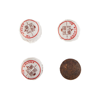 Шу пуэр мини точа из Юндэ (6,5 г), 1 шт