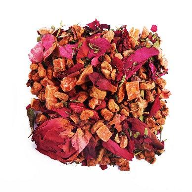 Чайный напиток Яблоко с мятой, 100 гр