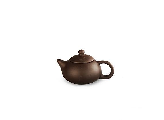 """Чайник из глины """"Монах"""" 125 мл"""