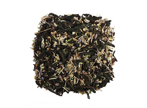 Чай черный с лавандой, 100 гр