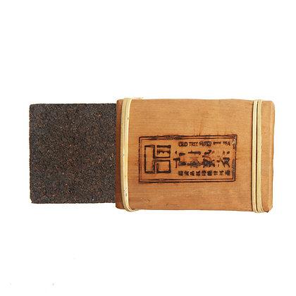Каменный пуэр кирпич 250 г (фаб. Да Вэй), 2019 год