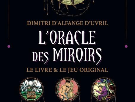 Nouveau coffret de l'Oracle des Miroirs numéroté et son livre - Experts-Voyance
