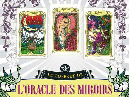 Réédition du coffret Officiel de l'Oracle des Miroirs - Experts-Voyance