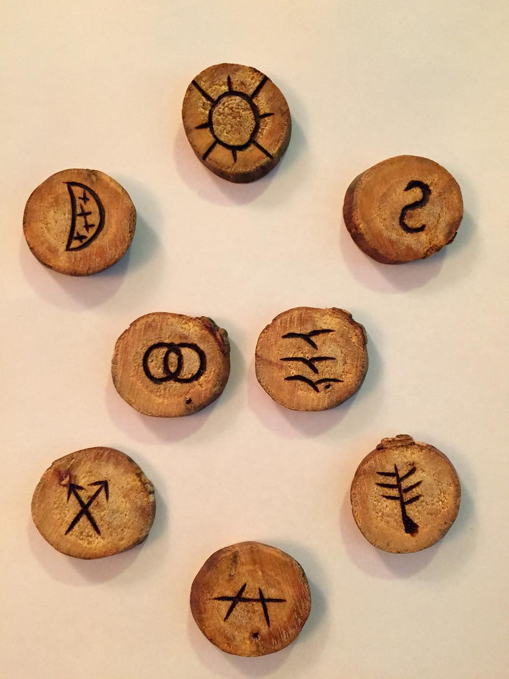 Les Runes Sorcières