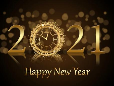 Bonne année 2021 - Experts-Voyance