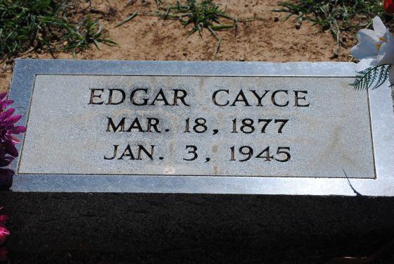 Edgar Cayce médium voyant voyance