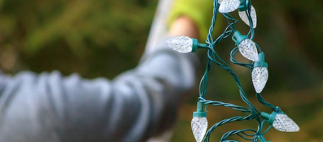 Dreading Hanging Your Christmas Lights?