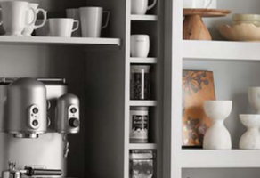Happiness Is A Home Coffee Station
