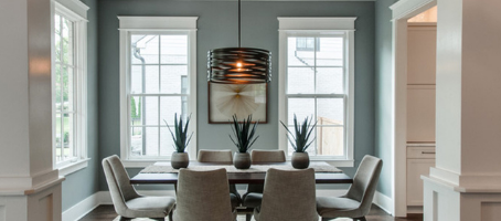 The Designer's Power of 3: Color, Texture, Lighting & Decor