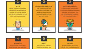 6 Entrepreneur Personality Traits