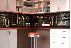 Easy Garage Storage Project Ideas