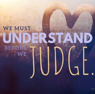John 7:4 Understand Others