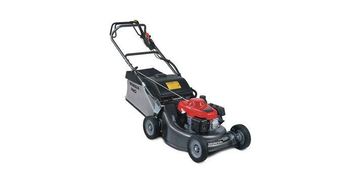 Honda HRH536 HX Lawn Mower