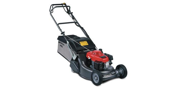 Honda HRH536 QX Lawn Mower